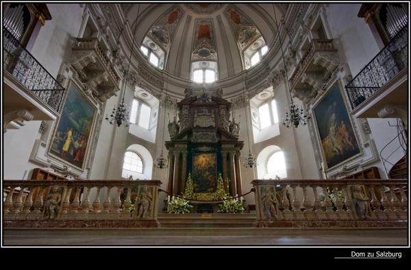 Dom zu Salzburg by 11thearlofmar