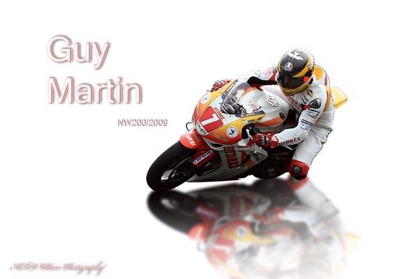 Guy Martin by Woodlander