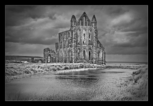 Whitby Abbey.... by Cressy