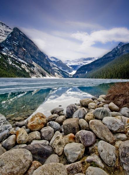 Lake Louise by soppygreatdane