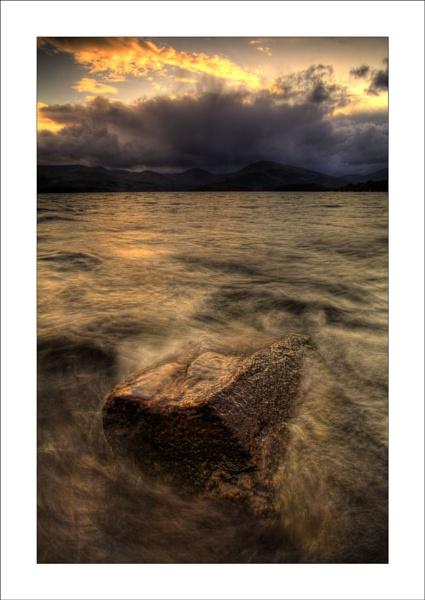 loch lomond squall by allan_j