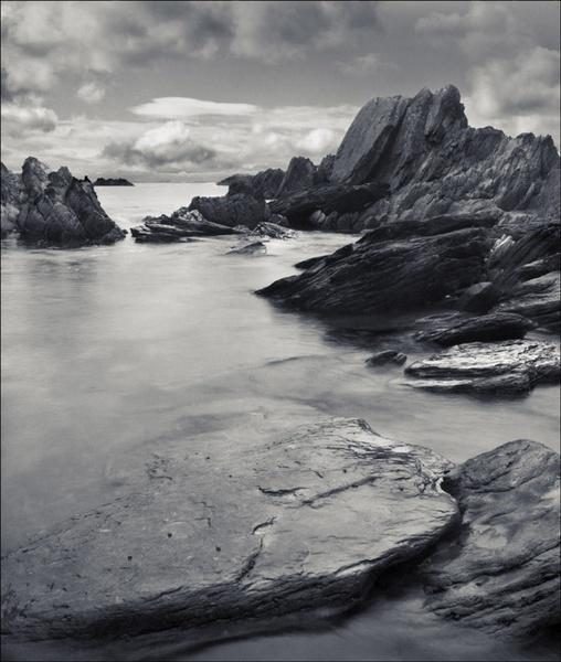 Rocks of Ireland by wavey