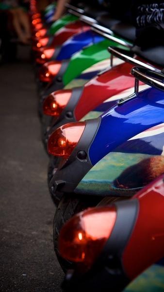 bikes by Londonmackam