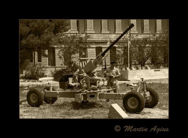 Military Mtarfa 01 by MartinAgius