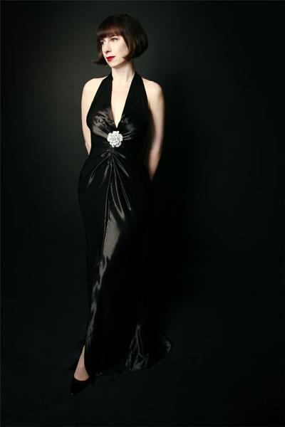 Black dress by cbridget