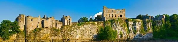 Chepstow Castle by LeonSLR