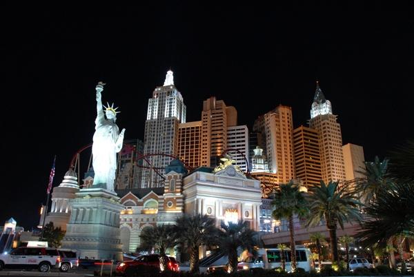 Vegas Nights by Imageman42