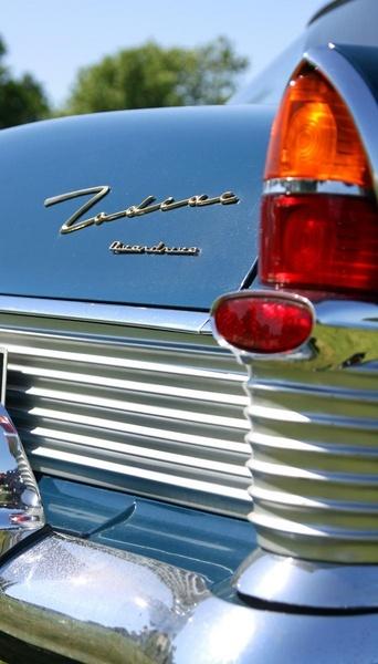 Ford Zodiac by RTR
