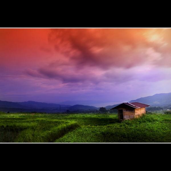 The Hut by rioarchitect