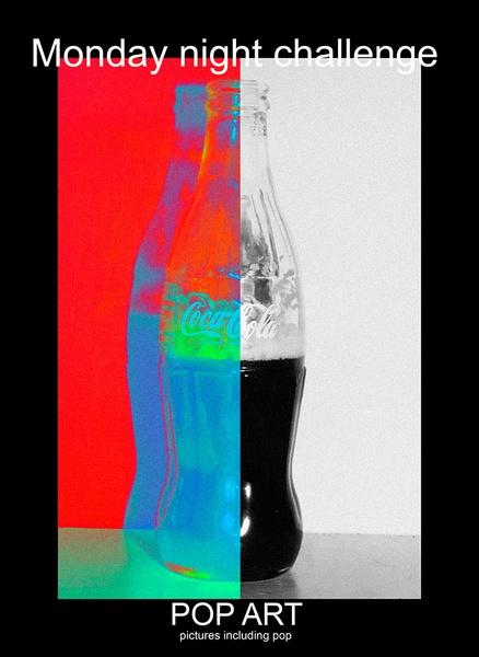 Pop art by rocky41