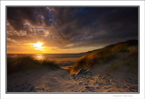 Sunset Dunes...81G0601 by Scottishlandscapes