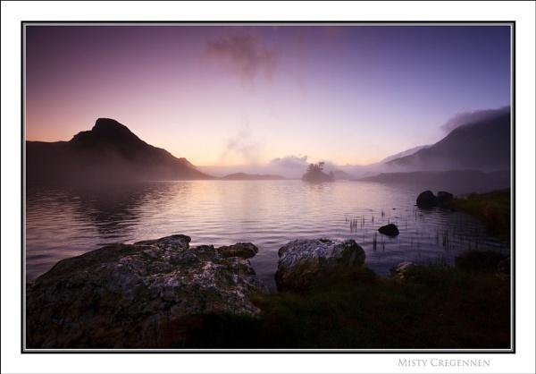 Misty Cregennen... by Scottishlandscapes
