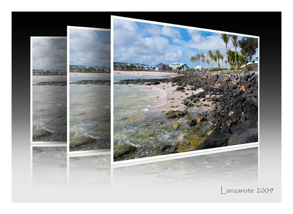 Lanzarote 3D by beamishthecat