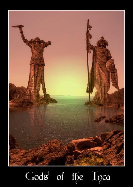 Gods of the Inca 2 by Photogene