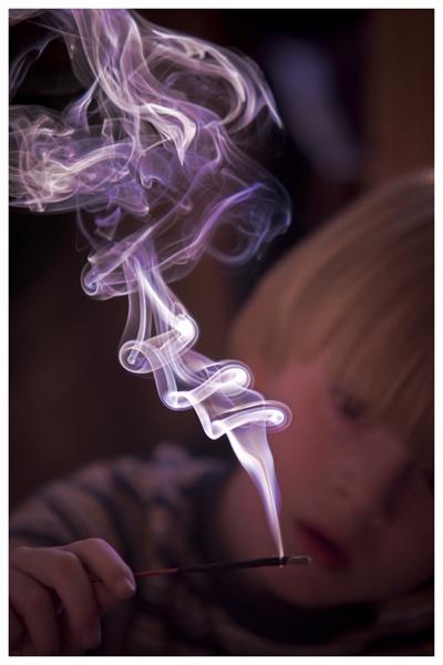 joss stick by Zephyrphoto