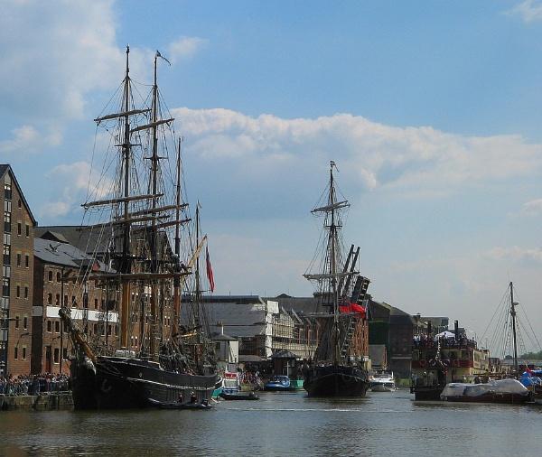 Gloucester Tall Ships Festival 09 III by Glostopcat