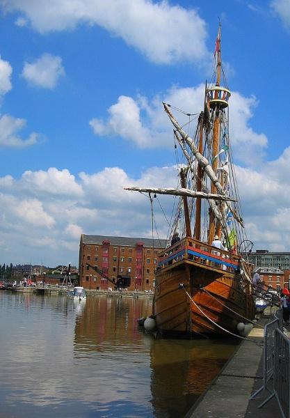 The Matthew of Bristol by Glostopcat