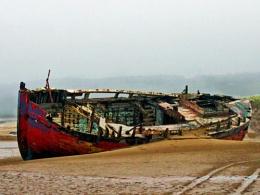 The Elusive Wreck