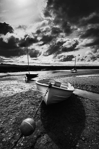 Brancaster Boats by kennyoak