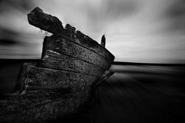 Lawrenny Wreck