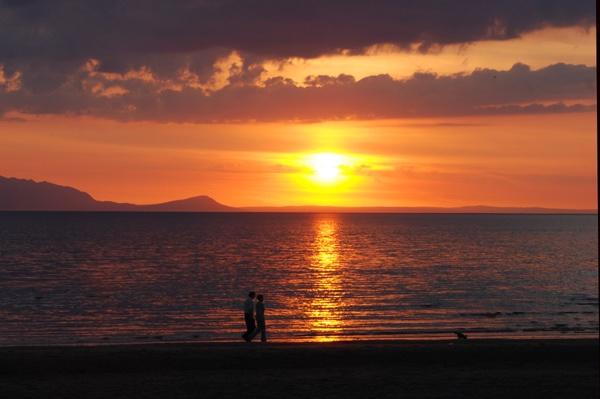 Ayr beach by John45