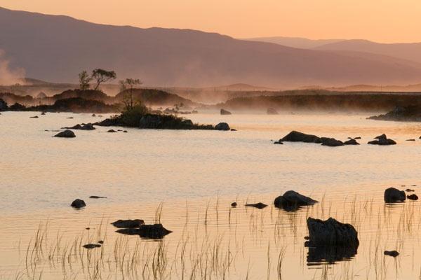 Rannoch Moor Dawn by RosePhoto
