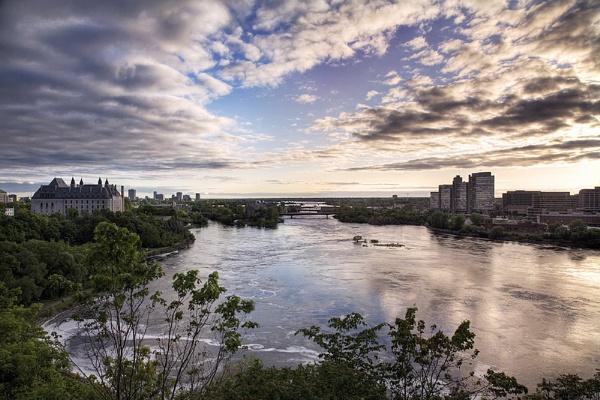 Ottawa River 2 by themoabird