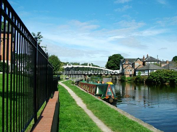 town bridge northwich by chocky