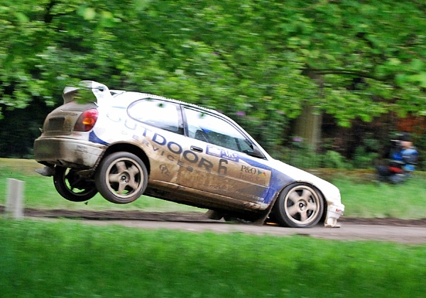 Leaping Corolla by barty50