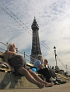 Summer in Blackpool