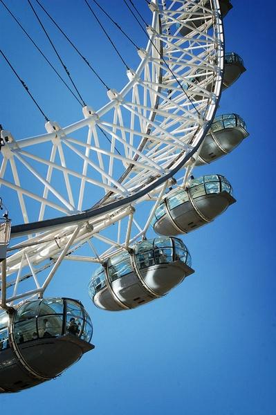London Eye by Robert51