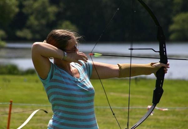 Archers Release by HuntedDragon