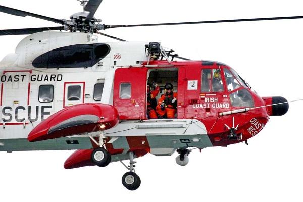 Sikorsky S-61N by TIMOINDUBLIN