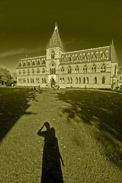 my shadow by acididko