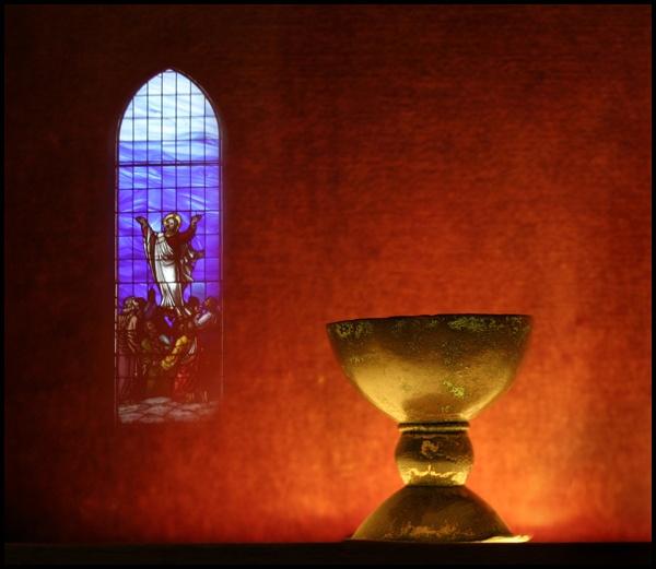 Hexham Abbey chalice by GrahamDixon