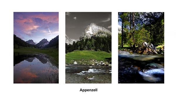 Triptych by SimPick
