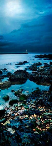 Habour stillness by PaulSwinney