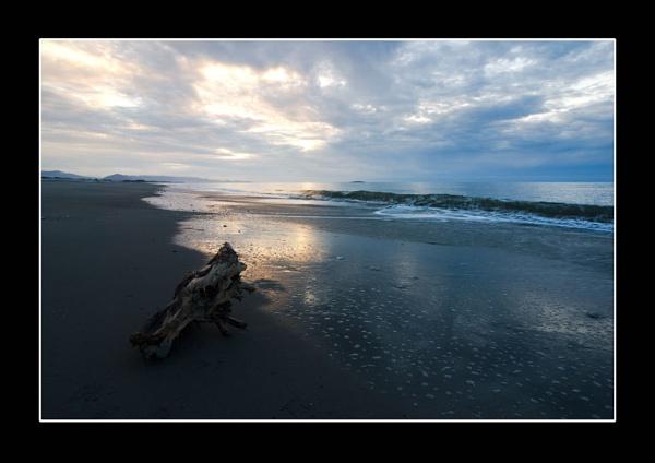 West Coast Sunset by suemason