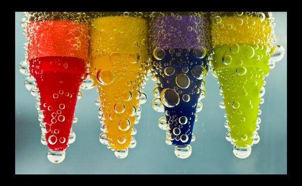 Bubbly Crayon by Britman