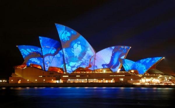 Vivid Sydney Festival by Skye24Blue