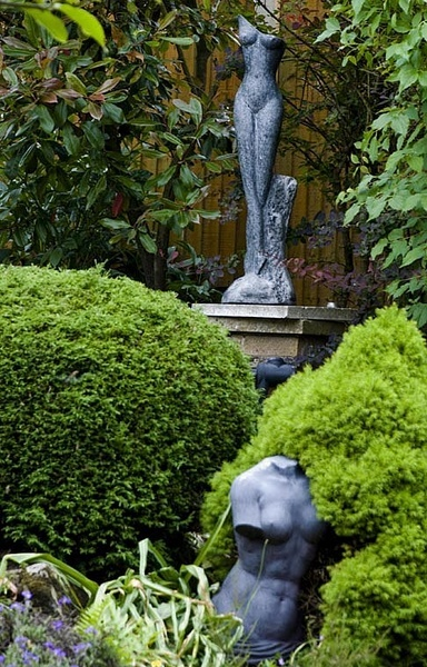 In the garden 2. by D80daz
