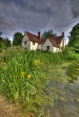 Willy Lott's Cottage at Flatford Mill by pprowse