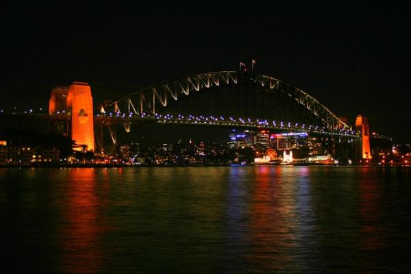 Harbour Bridge by x_posure