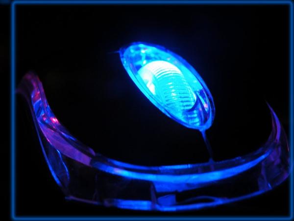 Electric Blue (Three Blind...) by EmzLou1980