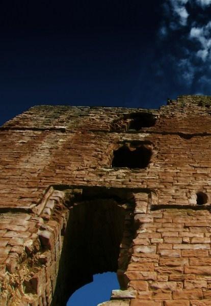 norham castle 2 by davidreece