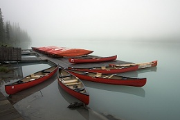 Canoes in the Clouds