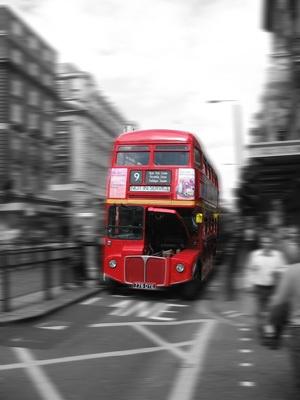 London Bus by Rob_McG