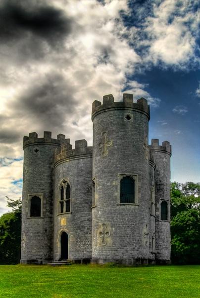 Blaise Castle by Gertmint