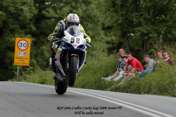 RIP John Crellin by photodocktor