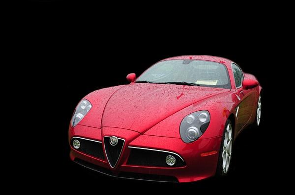 Alpha Romeo 8C Competizion